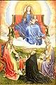 Robert Campin - La Vierge en gloire.jpg
