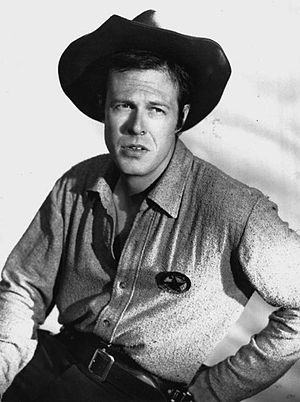Trackdown (TV series) - Robert Culp as Hoby Gilman (1957)