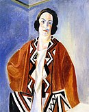 Robert Delaunay - Portrait of Hélène Marre - 1923 - Private collection.jpg