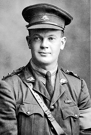 37th Battalion (Australia) - Captain Robert Grieve, who received the 37th Battalion's only Victoria Cross