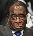 Robert Mugabe, 12th AU Summit, 090202-N-0506A-417 (cropped).jpg