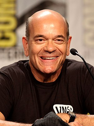 Robert Picardo - Picardo at the San Diego Comic Con, 2011