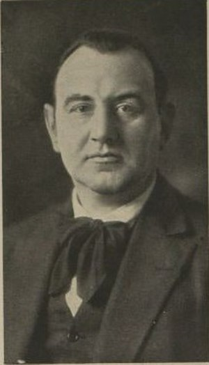 Robert Williams (trade union leader) - Williams in 1920