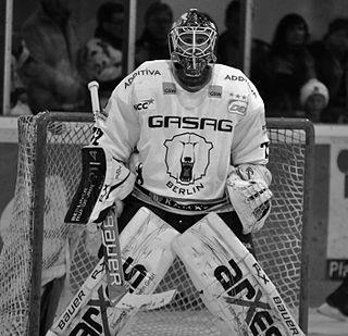 Rob Zepp German ice hockey player