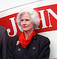 Roberta McCain at the 1992 launching of USS John S. McCain (DDG-56).jpg