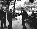 Roberto F. Chiari greeting JFK.jpg