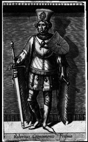 Robert I, Count of Flanders - Image: Robrecht de Fries