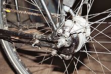 Bicycle brake systems 220px-Rollenbremse01