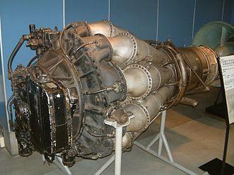 Rolls-Royce Derwent - Preserved Rolls-Royce Derwent.