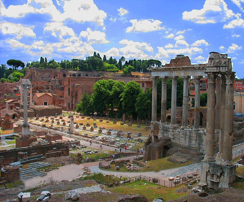 Roman Forum (3334680086)