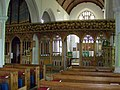 Rood Screen, Church of St Peter, St Paul and St Thomas of Canterbury - geograph.org.uk - 932125.jpg