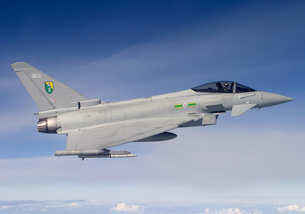 Royal Air Force Eurofighter EF-2000 Typhoon F2 Lofting-1.jpg