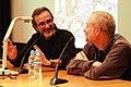 Rubén Pellejero i Pepe Gálvez. Saló del Còmic de Barcelona, 2018.jpg