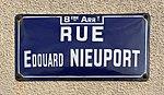 Rue Édouard Nieuport (Lyon) - panneau de rue.jpg