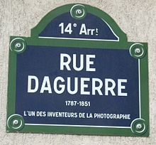 Description de l'image Rue Daguerre, Paris 14.jpg.