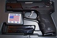 Ruger P89 9mm Left