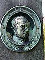 Ruhestätte Prof. Dr. Friedrich Michaelis - Detail- Hauptfriedhof Freiburg Breisgau.jpg