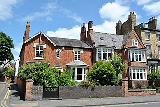 Rupert Brooke - Brooke's birthplace