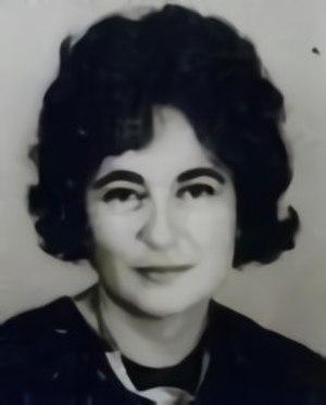 Ruth First - Ruth First (c.1960)