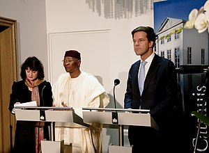 Rutte and Touré