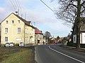 Rybniště, hlavní silnice, východní část obce.jpg