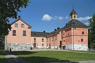 Täby Municipality - Rydboholm  Manor