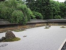Il giardino Zen[modifica