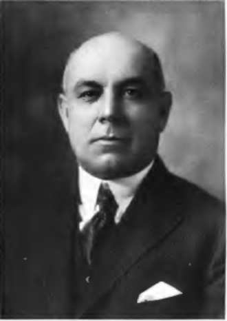 S. S. Kresge - Appearance in his mid-50s