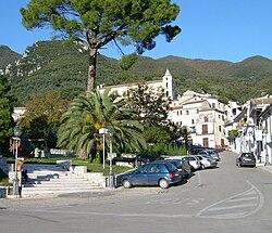 S. Angelo d'Alife - Panorama centro storico.JPG