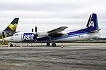 SE-LJY Fokker 50 Amapola VBY.jpg