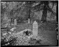 SLIDE CEMETERY, LOOKING WEST - Town of Dyea, Skagway, Skagway-Hoonah-Angoon Census Area, AK HABS AK,18-SKAG.V,1-7.tif