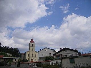 Col, Ajdovščina Place in Inner Carniola, Slovenia