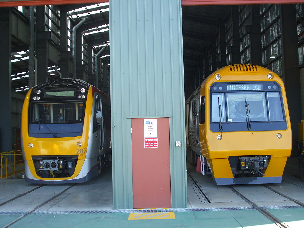 how to become a train driver qld
