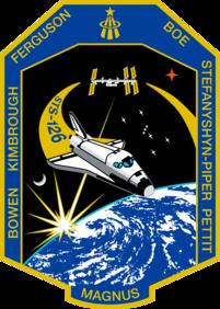 paei - Σελίδα 5 201px-STS-126_patch