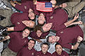 STS-135 and Expedition 28 joint crew portrait.jpg