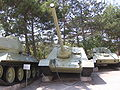SU-100 at the Museum on Sapun Mountain Sevastopol.jpg