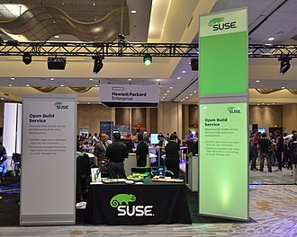 SUSE - SUSE at Linuxcon 2016