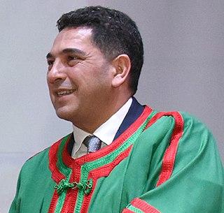Said Amzazi Moroccan minister