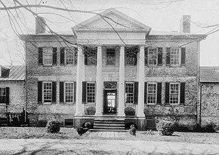 Sabine Hall (Warsaw, Virginia) human settlement in Virginia, United States of America