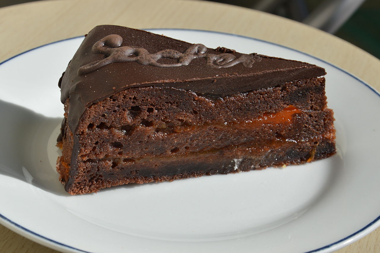 Chocolate Sacher Cake Recipe