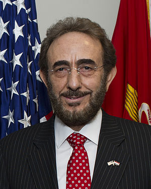 Saadoun al-Dulaimi - Saadoun al-Dulaimi at The Pentagon in 2012