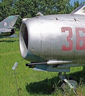 Nudelman-Suranov NS-23 Type of Autocannon