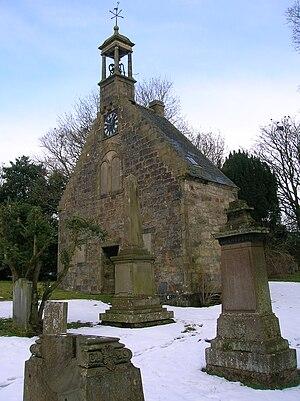 Lochwinnoch - Saint John's Kirk, c1729