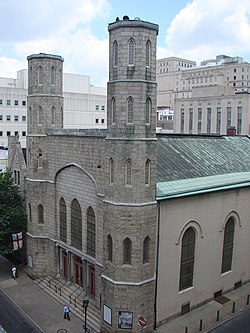 Saint Stephen's Episcopal Church, Philadelphia, Pennsylvania - 20110606.jpg