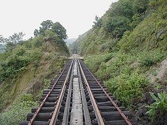Sakleshpur - Track to Sakleshpura
