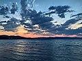 Salda Gölünde Muhteşem Gün Batımı.jpg