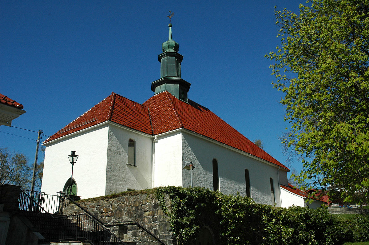 Salhus kirke – Wikipedia.