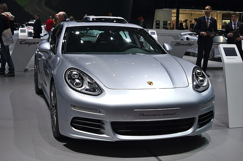 file salon de l 39 auto de gen ve 2014 20140305 porsche panamera. Black Bedroom Furniture Sets. Home Design Ideas