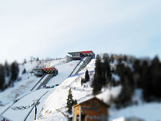 Venues of the 2002 Winter Olympics - The ski jumps at Utah Olympic Park