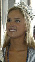 Miss Virginia Teen (2006) – physical attractiveness is an important component in the measurement of beauty.
